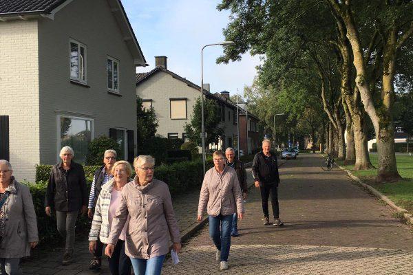 Wandelgroep De Doornen-stappers 11