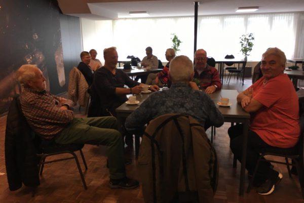 Wandelgroep De Doornen-stappers 8