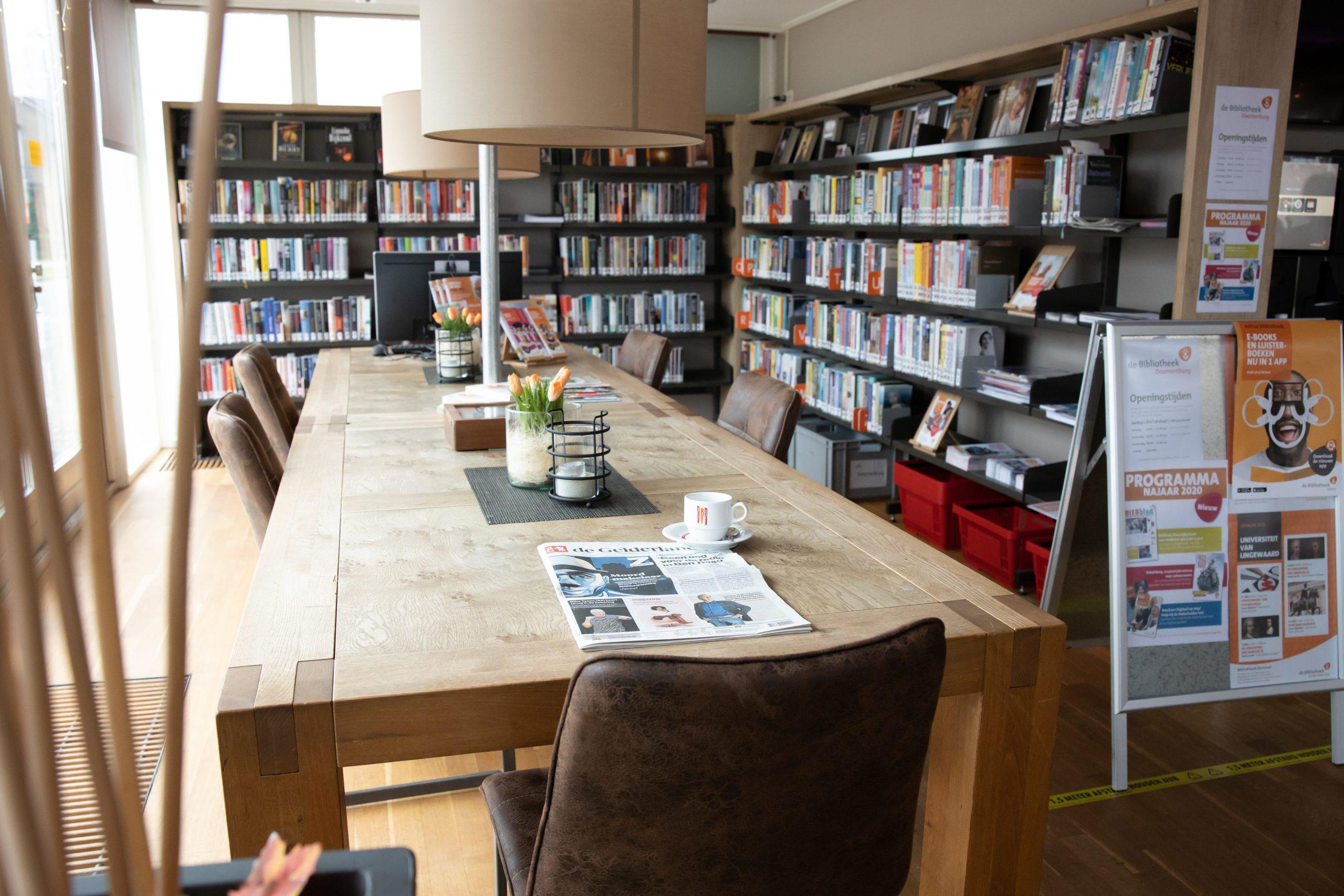 Bibliotheek Doornenburg 2